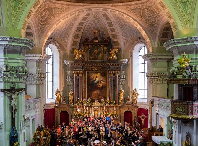 Marienkirche Brixen im Thale
